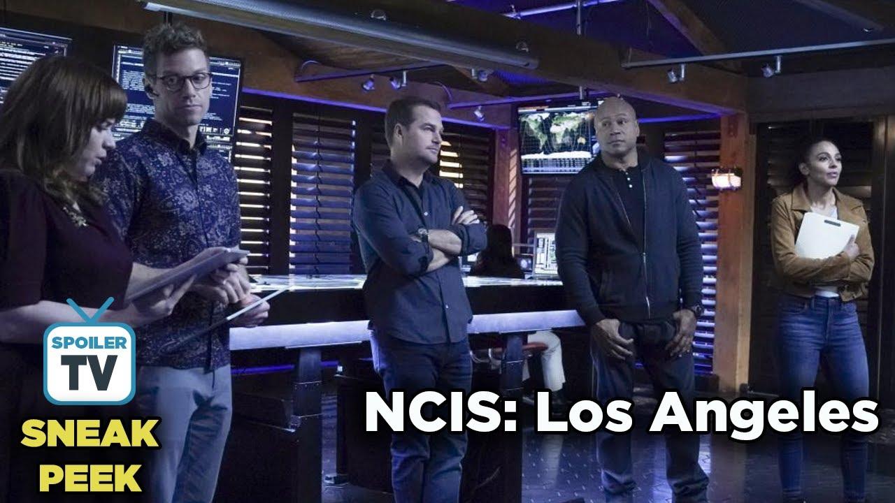 Ncis Los Angeles 10x11 Sneak Peek Joyride Youtube