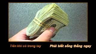 Tiền là cát bụi - Pps Tony Phước
