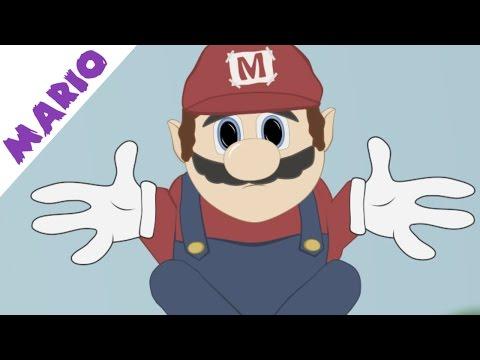 видео: Смерть Марио!