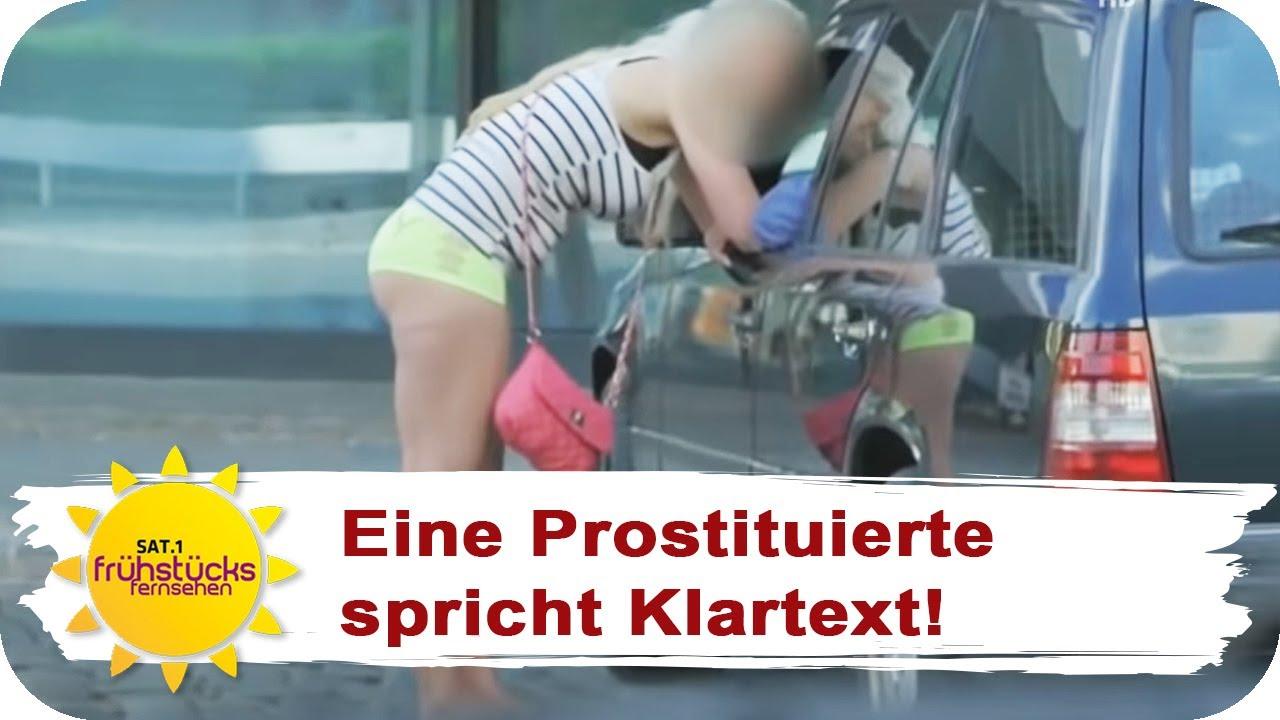 Schlimmster STRAßENSTRICH Deutschlands   SAT.1