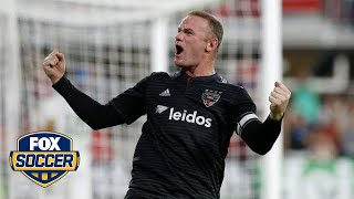 Wayne Rooney and DC United discuss his last-second heroics against Orlando City | FOX SOCCER