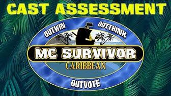 Minecraft Survivor Season 7 Cast Assessment