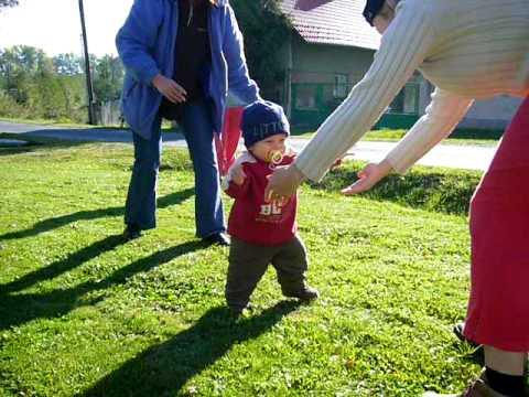Magnus prvni kroky v zivote