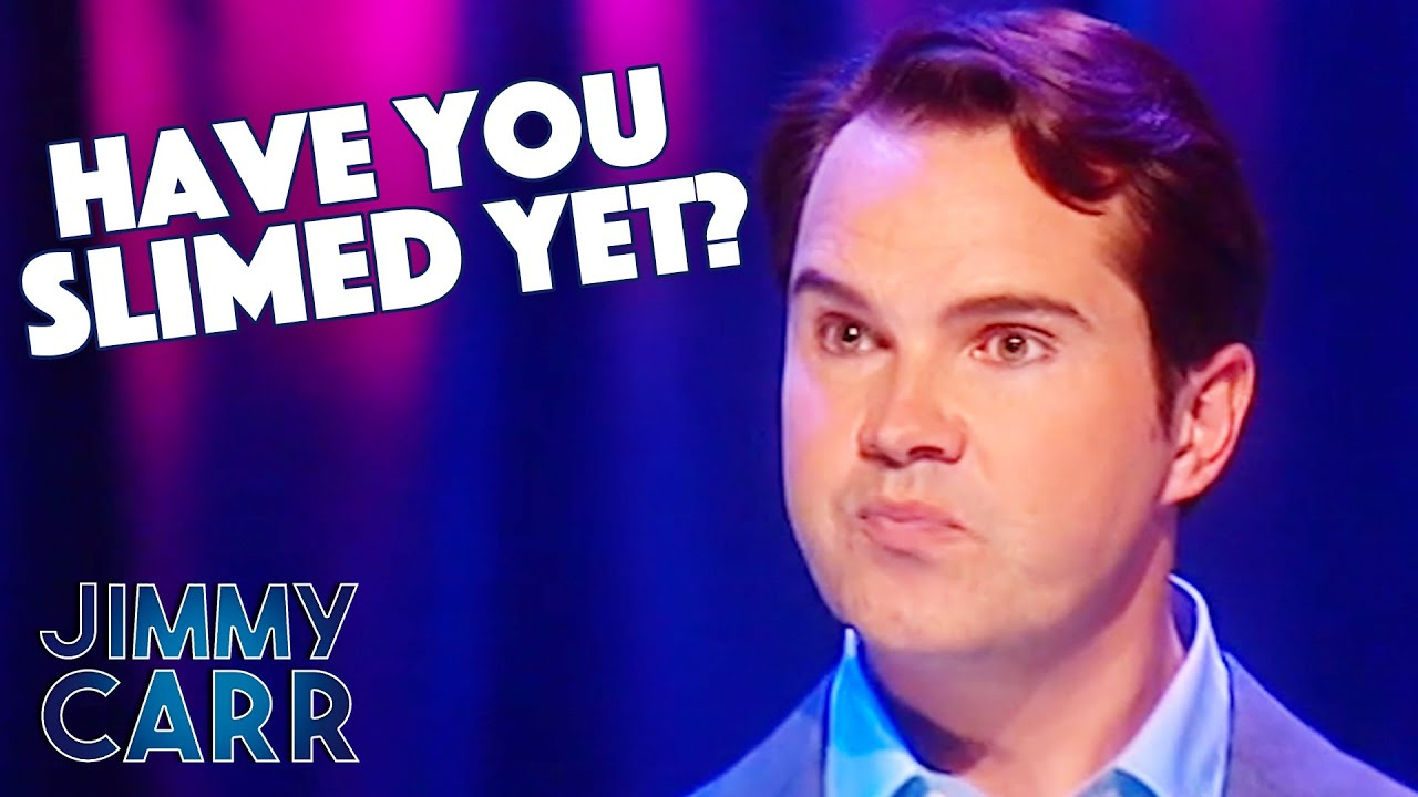 British Men Always Say The Wrong Thing | Jimmy Carr: Comedian