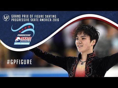 Relive: ISU Grand Prix of Figure Skating - Skate America 2016 - #GPFigure