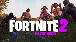 FortNite In The Hood 2 ft Reggie COUZ, Berleezy, Stondie & ItsReal85Vids Comedy Skit