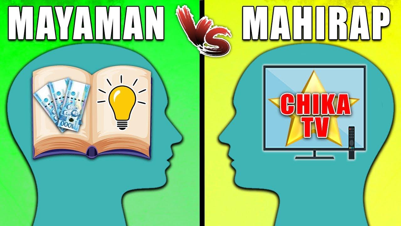 7 Mindset ng Mayaman vs Mahirap - Alamin!