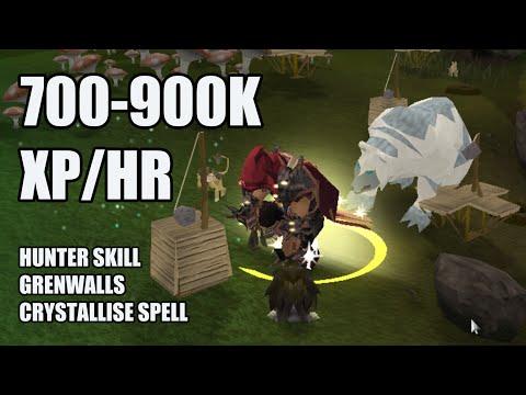 Runescape! Superheat Form NEW Prayer + Firemaking Gains! (650k xp ...