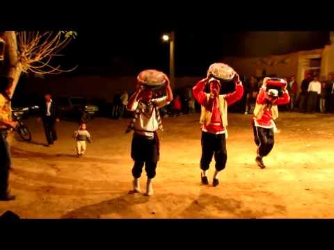 Traditional persian dance ,wedding party,village Cherow,west Khorasan Razavi province,Iran,2012