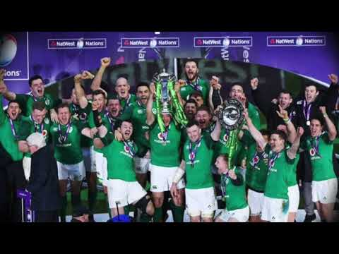 Ireland Complete the Grand Slam! Six Nations Round 5 Review/Reaction