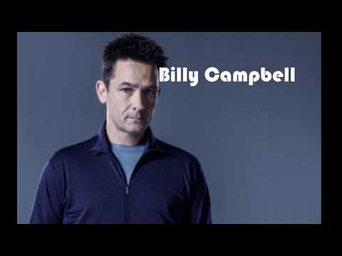 Billy Campbell family