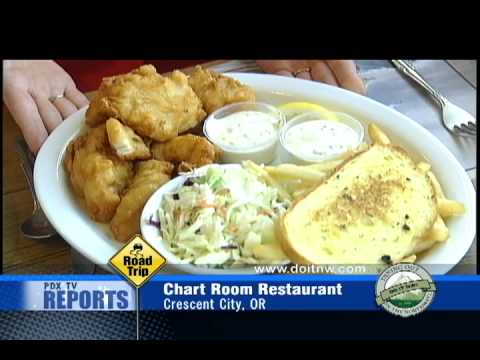 Dining Out in the Northwest: Chartroom Restaurant - Crescent City, California (7)