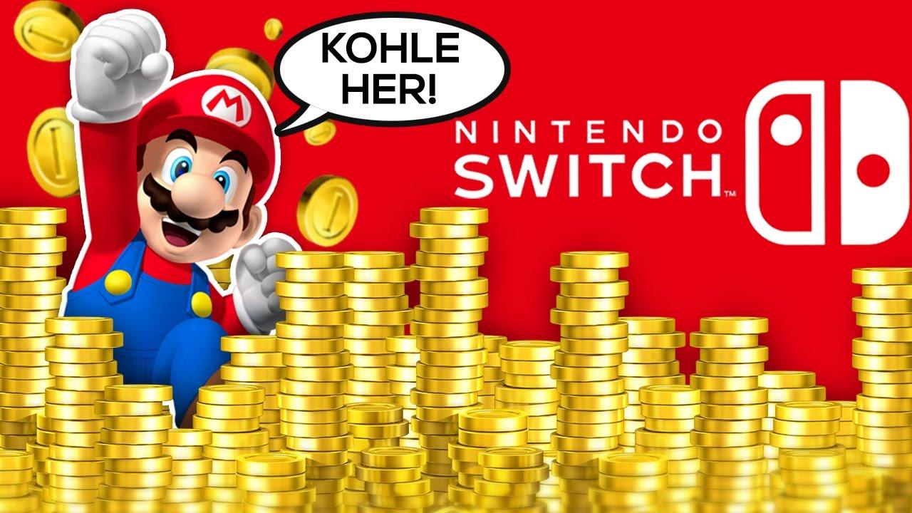 Nintendo Switch Schlecht