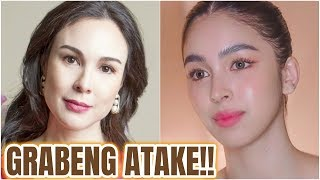 GRETCHEN BARRETTO May ISlNAMPAL sa PAGMUMUKHA ni JULIA Barretto!!