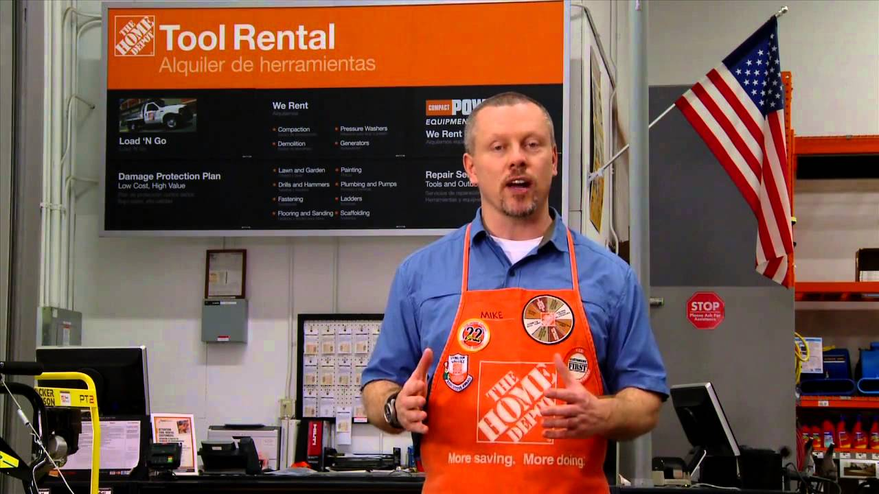 Tool rental for landscaping equipment the home depot - Renter s wallpaper home depot ...