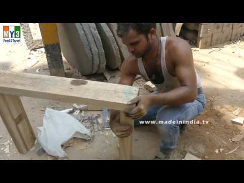MAKING WOODEN WINDOW AND DOORS | MAKING VIDEOS