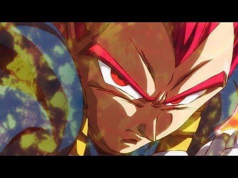 Vegeta's God Mode & More New Dragon Ball Super: BROLY Leaks
