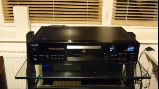 Sony CDP-XB930 QS audiophile CD Player