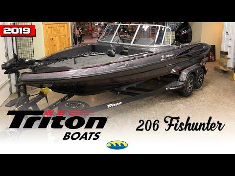 2019 Triton 206 Fishunter - In Tune Marine