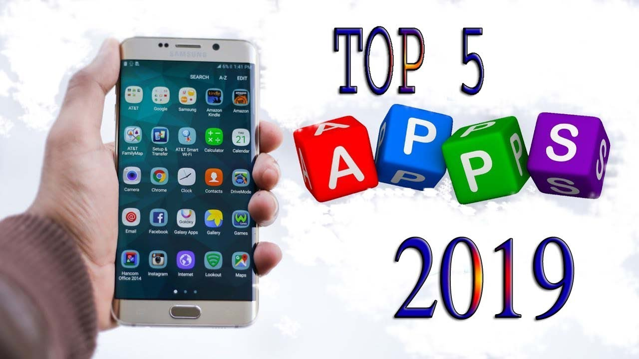 Top 5 Best Android Apps 2019 - YouTube
