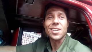 Conductor ante escasez gasolina: