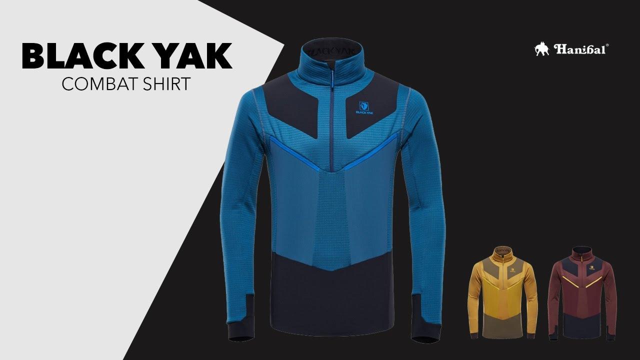 Black yak t shirt - P Edstaven Black Yak Combat Shirt Hanibal Cz