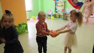 День России. Солнышко, 4 группа