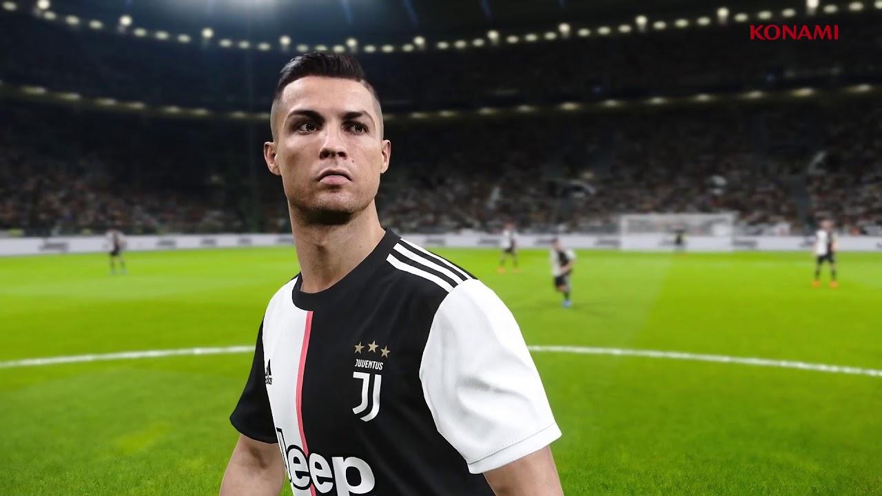 Juventus Schedule 2020 eFootball PES 2020 x Juventus FC – Trailer Parceria EXCLUSIVA