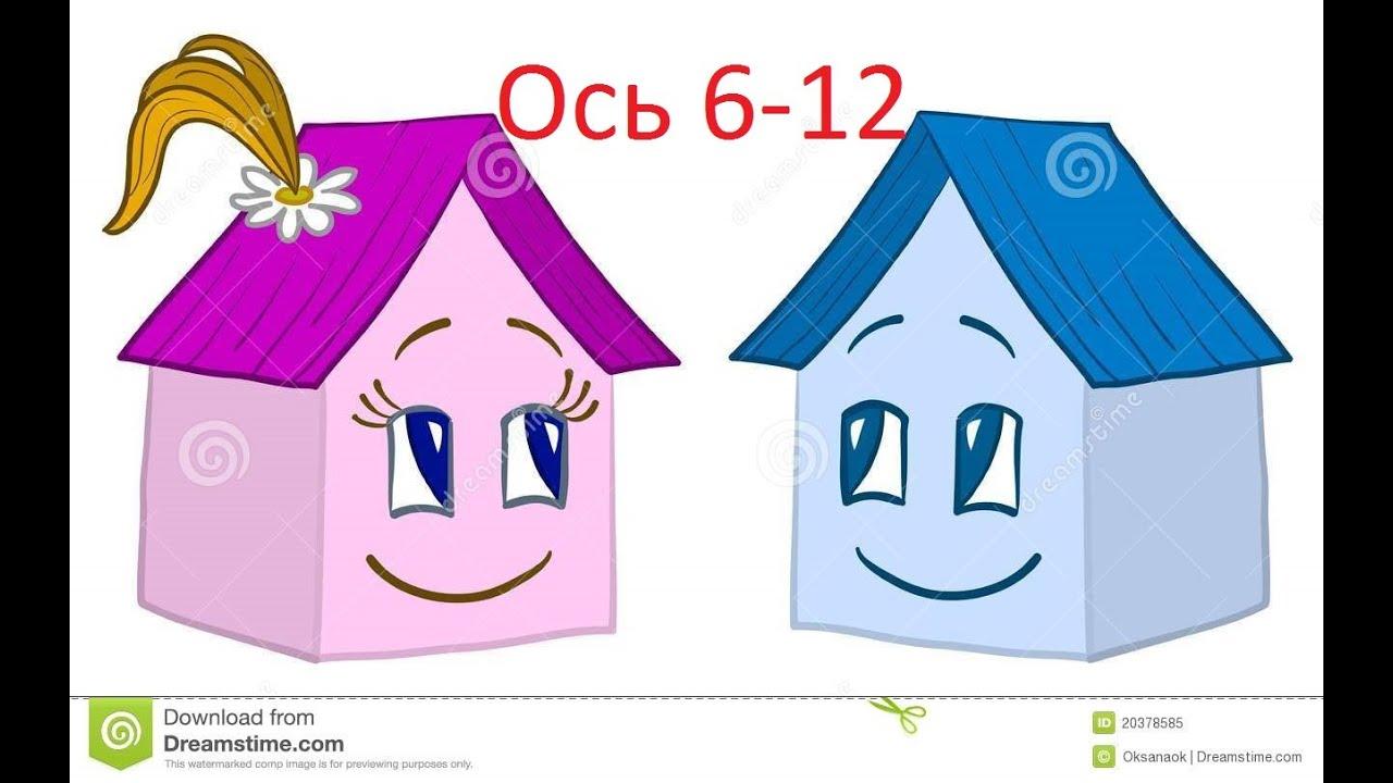 Ось домов 6 -12 в Астрологии