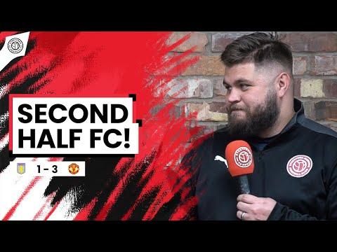 Second Half FC Strikes Again! | Howson Fancam | Villa 1-3 Man United
