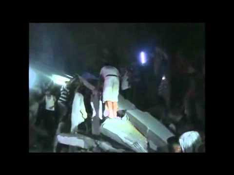 Gaza Israel Conflict 2014 : Israel Airstrike Kills 3 Hamas Senior Military Commanders   RAW