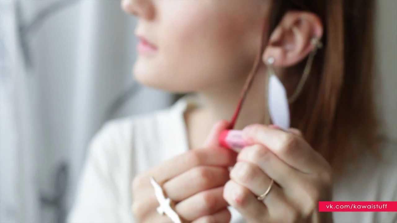 Как покрасить волосы мелками?!Покрасила волосы в розовый цвет .
