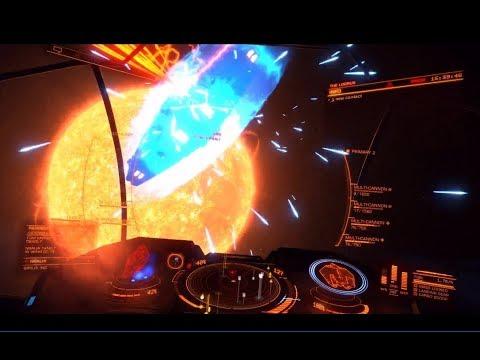Elite Dangerous 2 4 Asp Explorer Combat CG - YouTube