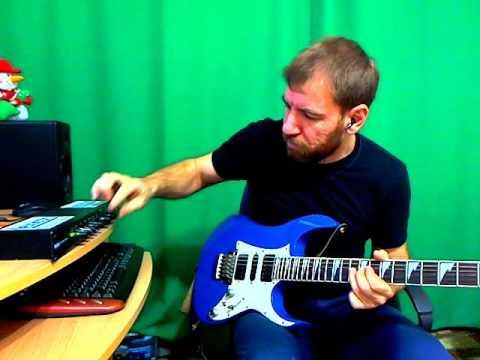 Lexicon MPX-100 (Guitar test)