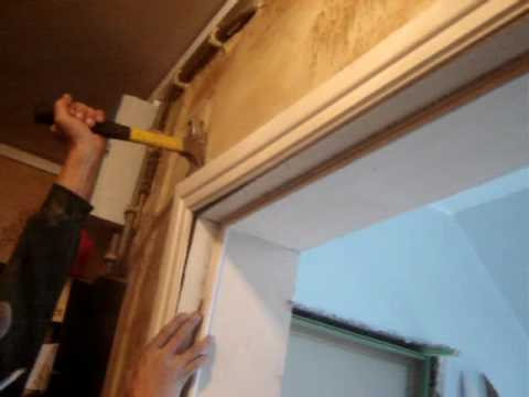 26-08-2009) - 04 - Travaux Changement De Porte 01 - Youtube