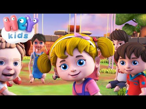 HeyKids – Al Corro de la Patata cancion infantil | HeyKids – Videos para nios – Cantece pentru copii in limba spaniola