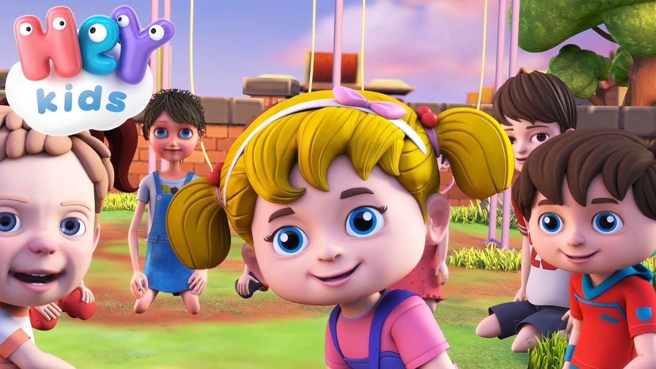 Al Corro de la Patata cancion infantil | HeyKids - Videos para niños