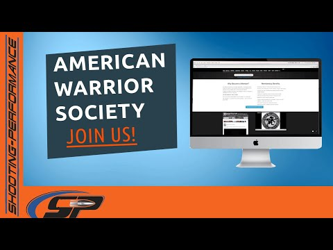 The American Warrior Society