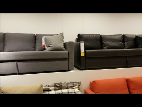 IKEA Sofa, sofa bed, armchair, wing chair, dining chair