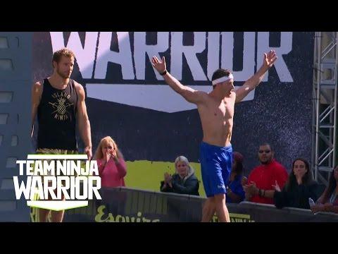 Season 2, Episode 6: Andrew Lowes Takes On Grant McCartney | Team Ninja Warrior
