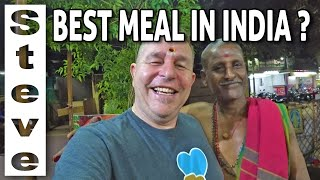 IS THIS THE BEST FOOD IN INDIA? ??