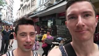 Shopping on Beijing Lu