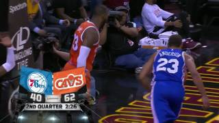 LeBron James regains the Throne in a Blowout Performance!!!!