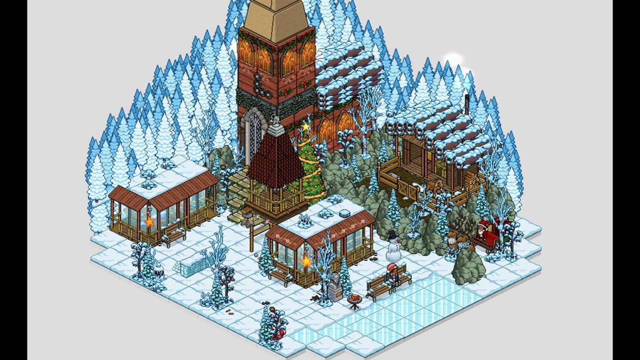Best Habbo Room Design
