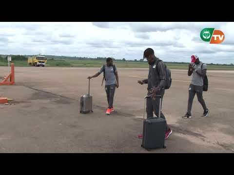 Les Eléphants de Côte d'ivoire à Bouaké Eliminatoires Can 2019. CIV / RCA