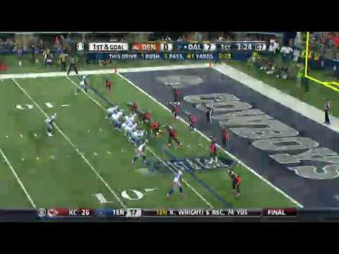 Broncos Def. Cowboys 51-48