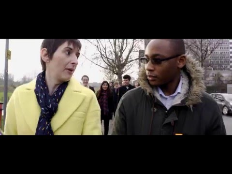 #GetInvolved2016 - Caroline Pidgeon, Liberal Democrats London Mayoral Candidate
