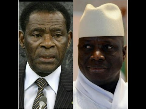 Gambia: Equatorial Guinea's President Criticised For Allowing Jammeh Into The Country