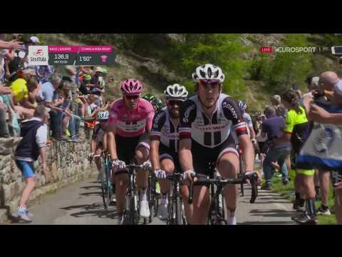 Giro d´Italia 2017 - 1080p FULL QUEENSTAGE 16 - 2x STELVIO, MORTIROLO, UMBRAILPASS