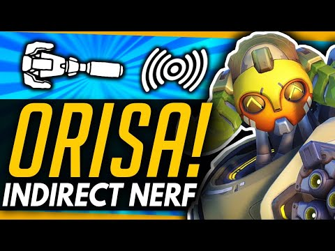 Overwatch   Indirect NERF To ORISA + Bunker Comp! thumbnail